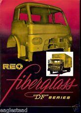 Truck Brochure - REO - DF series - Fibreglass Cab - Single Tandem Axle (TB831)