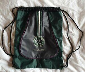 Wimbledon Drawstring Bag