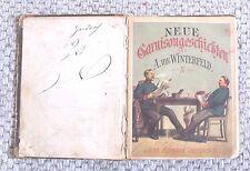 Nouvelle garnison histoires de A. de winterfeld x. Jena, Hermann Costenoble