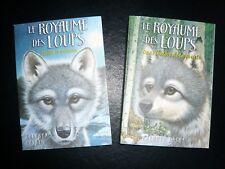Le Royaume des loups tome 1 et 2