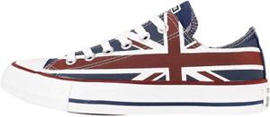 converse bandiera inglese