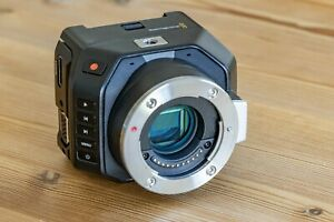 Blackmagic Micro Cinema Camera, wie neu