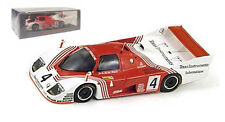 "Spark s2002 Porsche 936 C # 4 » belga ""Le Mans 1982-wollek/martin/martin 1/43"