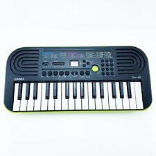 Casio SA-46 Mini Keyboard Portable Piano | Green & Black | Working