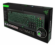 Razer BlackWidow Ultimate Keyboard - Mechanical Gaming - Brand New d