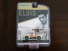 Greenlight 1/64 Hollywood Series Elvis Presley 1954 Ford F-100 Chase Car 44800-B