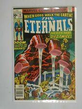Eternals #10 6.5 FN+ (1977 1st Series)