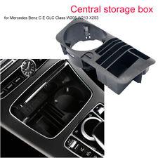 Armrest Storage Holder Mobile Box for Mercedes Benz C E GLC Class W205 W213 X253