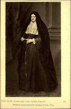 Künstlerkarte J. Löwy Wien 1907 Erzherzogin Clara Isabella Eugenia nach Van Dyck