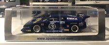 Spark 1/43 S1582 24h Le Mans 1981 BMW M1 #53 David Hobbs/Eddie Jordan/O'Rourke