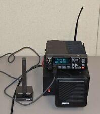 Macom M7100 Ip Radio Desk Setup With Speaker Desk Mic 138v Power Supply