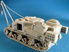 Milicast UK067 1/76 Resin WWII Grant Armored Recovery Vehicle