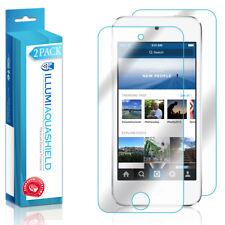 2x iLLumi AquaShield Screen + Back Protector for Apple iPod Touch 6th Gen 2015