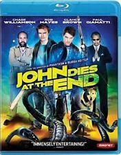 John Dies at The End 0876964005388 Blu-ray Region a