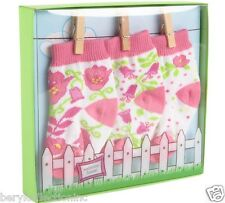 NWT Vera Bradley Baby Socks 3 Pair 0-12M in Lilli Bell Package 12769 142 BE