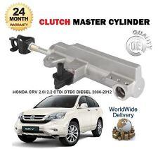 FOR HONDA CRV 2.0i 2.2 CTDi DTEC DIESEL 2006-2012 NEW CLUTCH MASTER CYLINDER