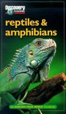 New listing Discovery Channel: Reptiles & Amphibians: An Explore Your World Handbook