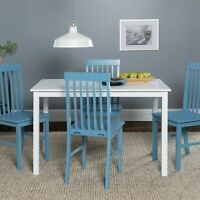 Dining Room Table Set Modern Small Wooden Kitchen Tables And Chairs Sets 5 Piece