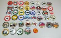 Vintage to Now Lot Tractor/Farm Show Buttons Carsten's