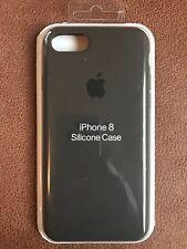 Genuine Original  Apple iPhone 7/8 Silicone Case Cover - Dark Olive