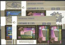 UPU, Space, Raumfahrt - Kambodscha - A/B ** MNH