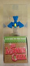 "Legend of Zelda ""The Master Cork"" Bottle / Wine Stopper! Arcade Block"