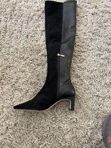 Schutz - Donata Boot Black - Size 7B