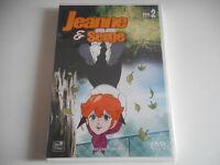 DVD NEUF - JEANNE & SERGE N°2 / 6 EPISODES