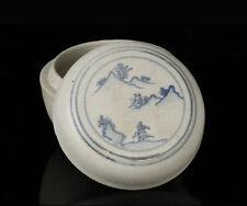 Pre-1800 Antique Chinese Porcelain Box