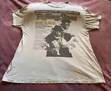 Vintage RUN-D.M.C. T-Shirt Rolling Stone Magazine Men's 2XL