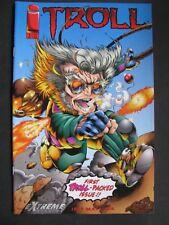 TROLL (1991) -N°1- Image Comics. en Anglais