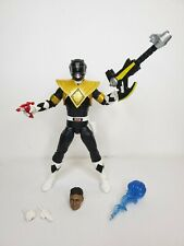 Hasbro Power Rangers Lightning Collection Dragon Shield Black Ranger Exclusive