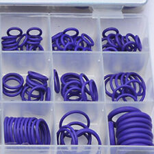 265^ R12/134a Car A/C O-Ring Air Conditioning Seals Washers Assortment Kit w/Box