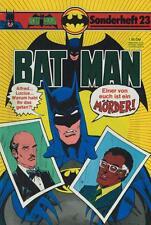 Batman Sonderheft 23 (Z1), Ehapa