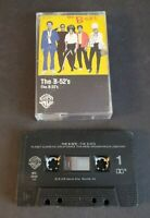 The B-52's Self Titled Cassette Tape - M5-3355 WB Records 1979 Canada Version
