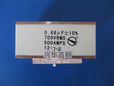 0.68uf 700V 500A Solid-State High-Frequency Resonant Film Capacitor #J687 lx