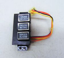 FORD LINCOLN 1989-1993 CONTINENTAL DASH INDICATOR SWITCH OEM # E9OY-10D996-A