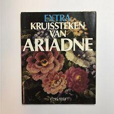 Ariadne Cross Stitch Patterns Extra Kruissteken Van Ariadne Dutch Magazine
