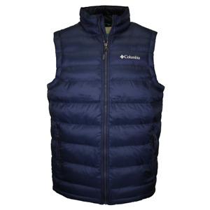 Columbia Men's Navy New Discovery Vest (Retail $110.00) 464