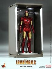 Iron Man 3 - Hall of Armour Diorama (Single) 1:6 Scale-HOTDS001A-HOT TOYS