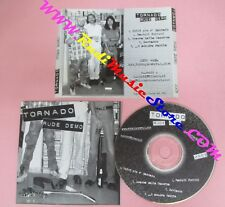 CD Tornado Rude DEMO Made in Italy 2005 No LP MC DVD VHS (xs10)
