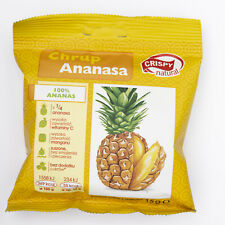 Naturally Dried Pineapple Healthy crisps