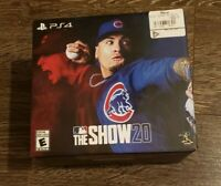 MLB The Show 20 15th Anniversary Edition Box Set (PS4) PlayStation 4 Brand New