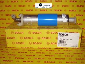 Mercedes-Benz Electric Fuel Pump - BOSCH - 0986580372, 66150 - NEW OEM MB