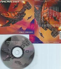 MACROCOSM-FIRST MISSION-(PROXYON,LASERDANCE,RYGAR,KOTO...)SWITZERLAND-CD-NEW-
