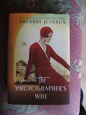 The Photographer's Wife by Suzanne Joinson Hardcover Read Once Mint 2016