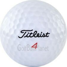 72 Titleist Mix Mint AAAAA Used Golf Balls 5A Quality