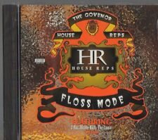 """THE GOVENOR - """"FLOSS MODE""""    (NEW & SEALED CALI G-FUNK!!)    2PAC , RICHIE RICH"""