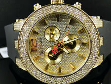 Joe Rodeo/Jojo Gold Broadway Diamond Watch 5.0 Ct Jrbr3
