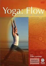 Yoga Flow Exercise Video On DVD Saraswati River Method By Real Bodywork